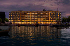 Construction is soon to start on the $200 million Park Hyatt on Auckland's waterfront.