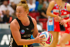 Samantha Sinclair was instrumental for the Waikato-Bay of Plenty Magic in their derby against the Northern Mystics. Photo / File