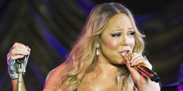 Mariah Carey redefined what LGBTQ stands for in her acceptance speech. Photo / Greg Bowker