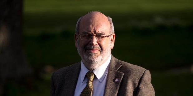 Sir Peter Gluckman. Photo / Dean Purcell