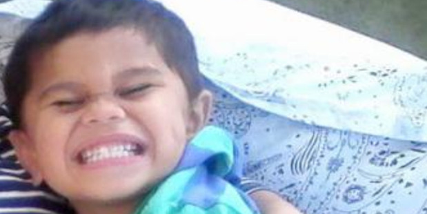 Moko Sayviah Rangitoheriri died in August last year after being kicked, slapped, stomped on and bitten. Photo / Supplied