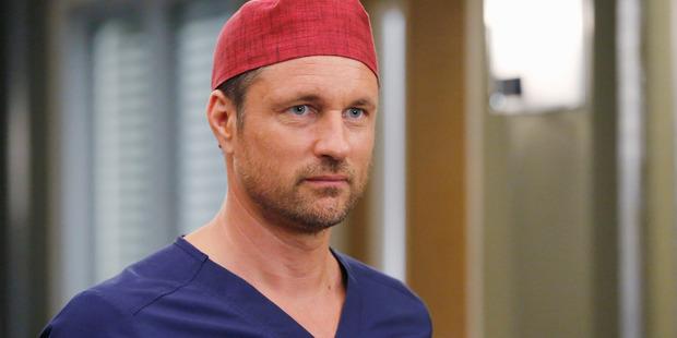 Martin Henderson in Grey's Anatomy.