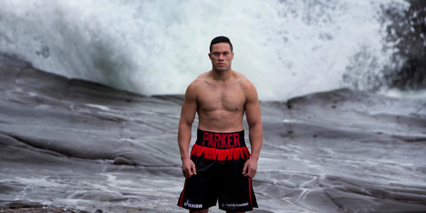In Joseph Parker, New Zealand has a young exponent with obvious athletic qualities and unusual speed for a heavyweight. Photo / Brett Phibbs