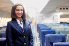 Sonam Kapoor, who plays the title character Neerja Bhanot in this gripping hijack drama. Photo / Supplied