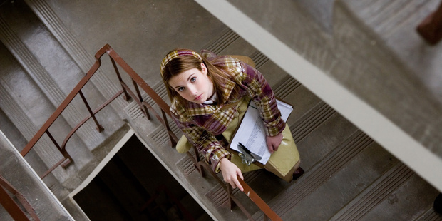Emma Roberts played Nancy Drew in a film, but it turns out we might not see Sarah Shahi in the same role. Photo / Supplied.