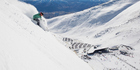 At The Remarkables skifield you can ski straight back to your car in extended car park 4 on the last run of the day. Photo / Neil Kerr