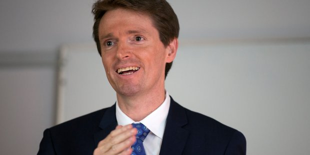 An application by Colin Craig to have Vodafone New Zealand release correspondence between former Conservative Party Board members has been rejected by a court. Photo / Nick Reed