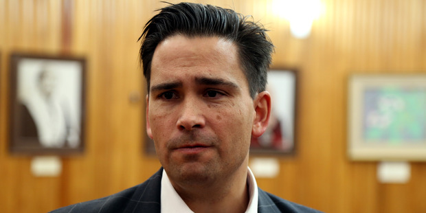 Transport Minister Simon Bridges said the upgrade is due to be completed later this year. Photo / Stuart Munro