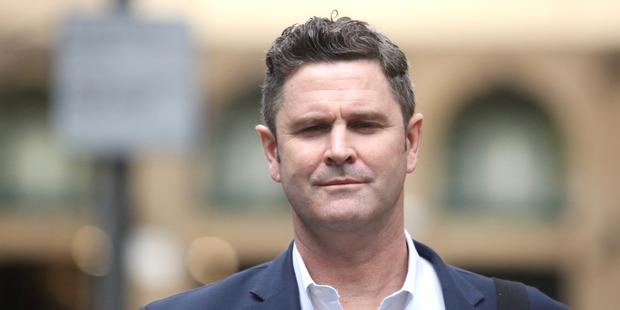 New Zealand cricketer  Chris Cairns  was found not guilty. Photo / Chris Gorman