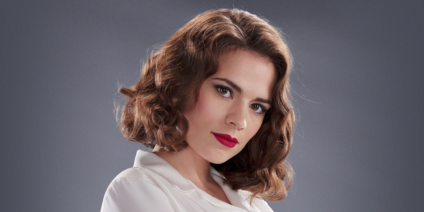 Hayley Atwell starred in the TV series, Agent Carter.