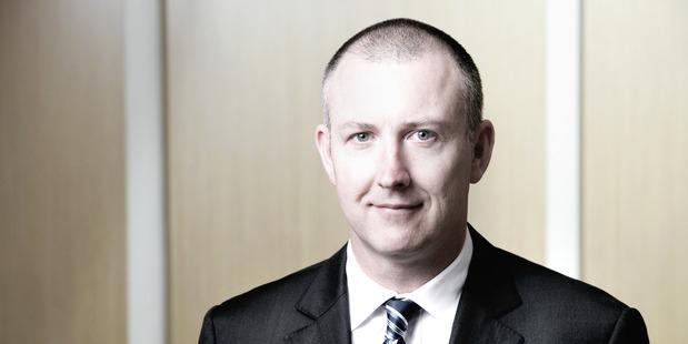 Scott St John, chief executive of First NZ Capital.