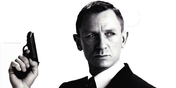 Loading You won't be seeing Daniel Craig as James Bond again. Photo / Supplied