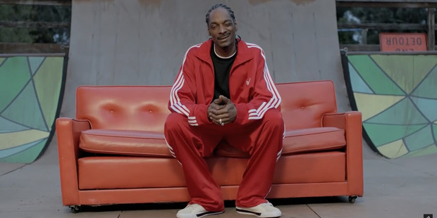 Snoop Dogg is using his influence to help kids in a new TV show. Photo / Supplied