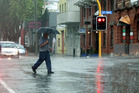 A second storm has started to pound the country. File photo / Stuart Munro