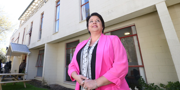 Minister for Social Housing Paula Bennett. Photo / Jason Oxenham