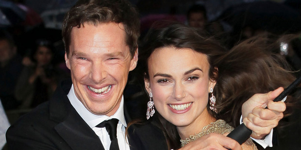 Benedict Cumberbatch and Keira Knightley want Britain to stay in the European Union.