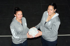 Outkast Optimise Physio player-coach Jeda Bartlett and shooter Rakei Huata will have key roles tonight. Photo / Paul Taylor