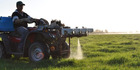 N-Smart sprayers can dose paddocks precisely to help hit new nutrient limits imposed by environmental constraints.