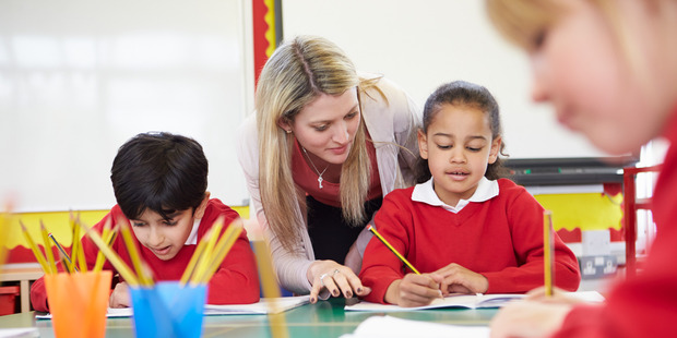 Schools with the least space were the most likely to struggle to accommodate the population growth. Photo / iStock