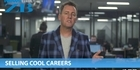 Mike's Minute: Selling cool careers