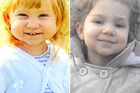 Lupidi stabbed 17-month-old Jasmine Weaver (L) and three-year-old Evelyn Lupidi (R) to death at a women's refuge in Bradford, West Yorkshire last year. Photo: West Yorkshire Police/Guzelian