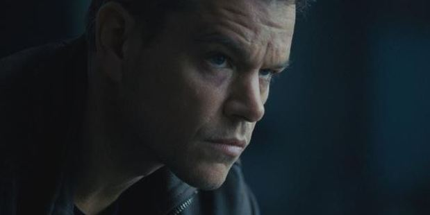 Jason Bourne plays a rogue CIA agent. Photo: Jasin Boland/Universal Pictures via AP