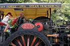 ON A ROLL: Whanganui's Vintage Weekend - one of the events that pulls in visitors.