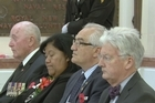 Wellington gathered Friday morning to commemorate the 75th anniversary of the Battle of Crete.