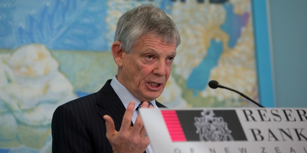Graeme Wheeler may be prepared to wait to cut the OCR while he eyes more measures to cool a resurgent housing market. Picture / Mark Mitchell