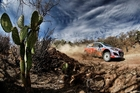 John Kennard says keeping driver Hayden Paddon informed during rally stages can be difficult when