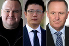 Kim Dotcom, William Yan and Prime Minister John are linked together by Zhao Wu Shen, a wealthy National Party donor