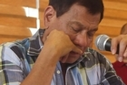 Philippine president-elect Rodrigo Duterte vows to introduce executions by hanging as part of a ruthless law-and-order crackdown that would also include ordering military snipers to kill suspected criminals.