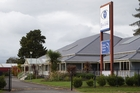 The property housing the Rotorua Eye Clinic and Central Daystay Theatre will go under the hammer this week. Photo / Stephen Parker