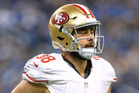 Jarryd Hayne announced that he is leaving the San Francisco 49ers and the NFL to pursue a gold medal at the 2016 Rio Olympics with the Fiji Sevens side. Photo: Getty Images