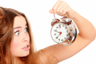 Why are some people so hopeless at keeping the time? Photo / iStock