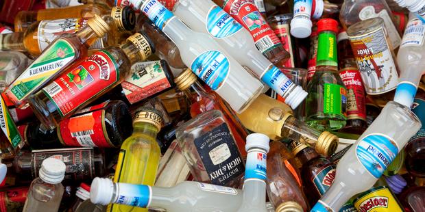 The flight attendant allegedly sold the bottles of liquor on Craigslist. Photo / iStock