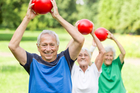 Better diets and more exercise have contributed to a fitter older generation. Photo / iStock