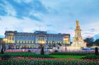 Murderer snuck into Buckingham Palace