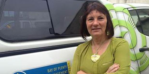 Council's Civil Defence coordinator Linda Johnston