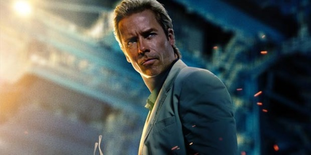 Aldrich Killian was originally going to be a female character in Iron Man 3.