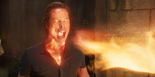 Loading Aldrich Killian was originally going to be a female character in Iron Man 3.