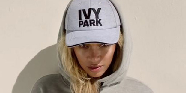 Beyonce's Ivy Park gym gear is sold by Top Shop. Photo: WeAreIvyPark/YouTube