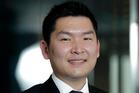 Kazuhide Sekiyama, president and chief executive officer of Spiber Inc based in Tokyo. Photo / Kiyoshi Ota