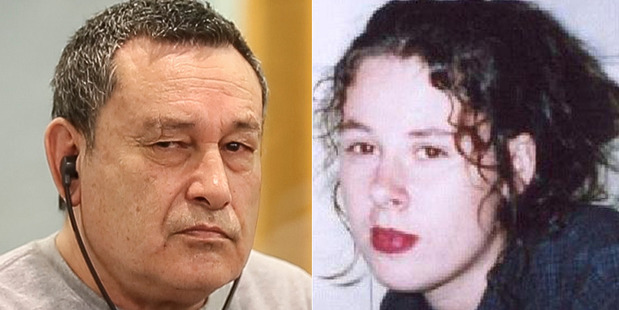 Michael Te Awaraka Te Huia was convicted of 21 sex and violence offences against three women after police reinvestigated the unsolved murder of Katrina Jefferies. Photo / Greg Bowker and supplied