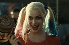 Actress Margot Robbie stars as Harley Quinn in the upcoming Suicide Squad movie.