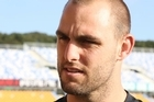 Warriors player Simon Mannering talks about his return to the team after a mouth injury, and discusses the coming came against the Raiders.