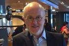 Irish ambassador Noel White.