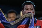 Rodrigo Duterte. Photo / AFP-Getty, Washington Post