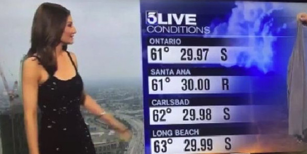 Loading KTLA's Liberte Chan and the dress that started everything.