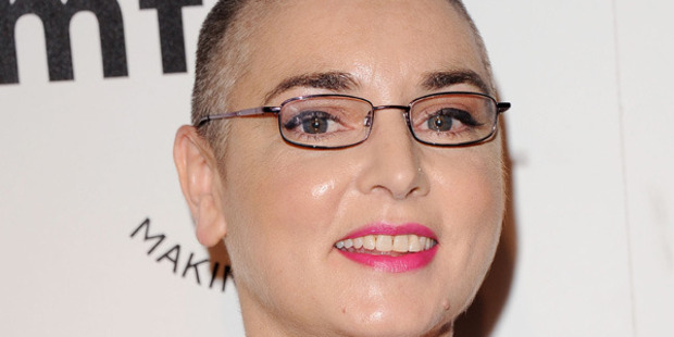 Sinead O'Connor is missing. Photo / Getty Images